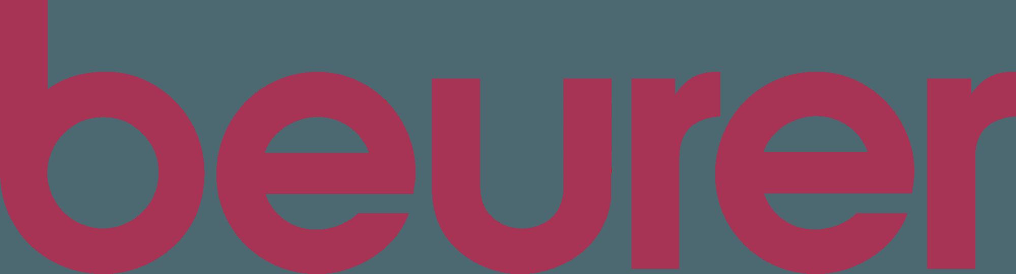 Logo des Herstellers Beurer